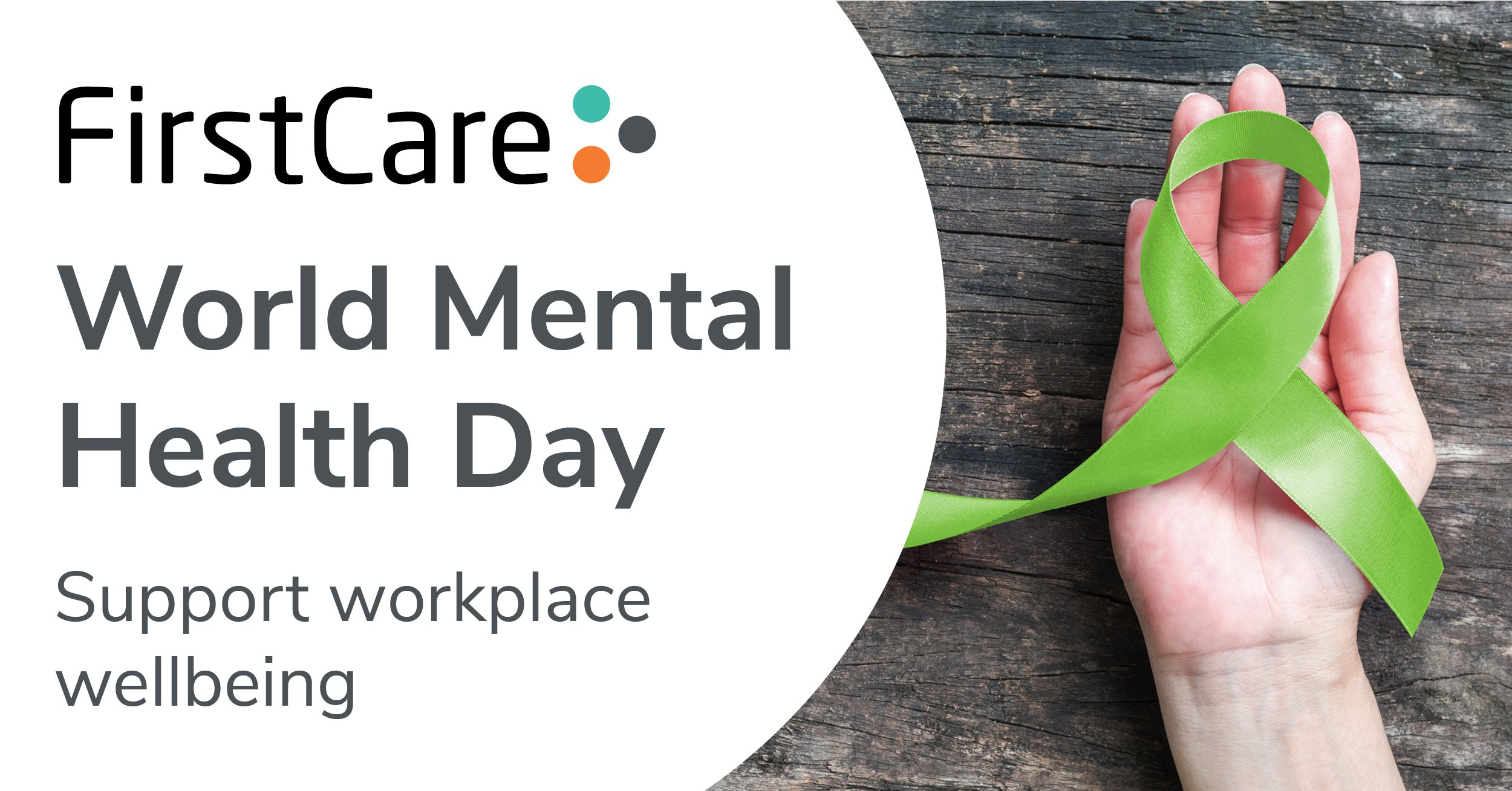 FirstCare World Mental Health Day