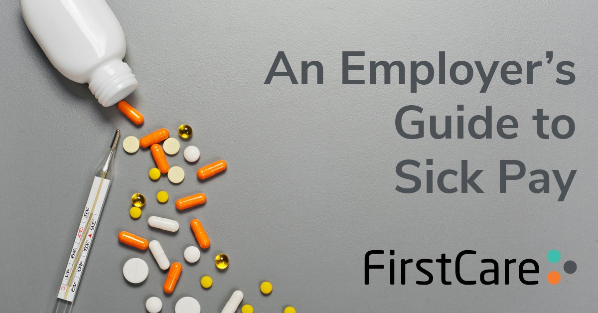 Statutory Sick Pay: New 2019 Guide for Employers